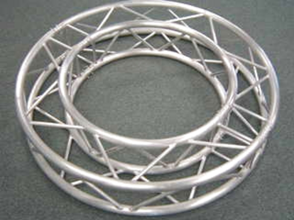 SQ-C2 6.56ft. TRUSS CIRCLE / 2 x 180 DEGREE ARCS